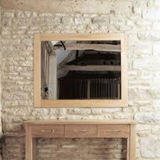 mobel oak wall rack cor07b. Mobel Oak Wall Mirror Medium Rack Cor07b