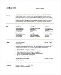 Inspiring Restaurant Director Of Operations Resume 57 For Resume Templates  Free with Restaurant Director Of Operations Resume