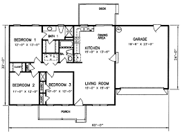 1400 sq ft ranch house plans best of ranch style house plans 1400 sq ft