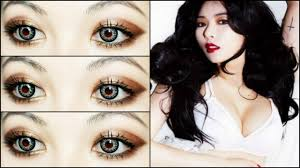 hyuna y red 빨개요 eback makeup tutorial