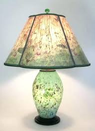 sage green lamp shades navy blue pleated 9 house for metal shade oaks lighting cotton