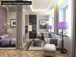 Design And Decorating Ideas Bedroom One Bedroom Apartment Ideas Fabulous Interior Design 49