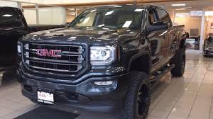 custom lifted gmc sierra. Exellent Gmc 2018 GMC Sierra 1500 Custom 5 Inch Rough Country Lift Fuel Wheels Oshawa ON  Stock 180036 To Lifted Gmc