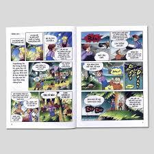 Truyện tranh Danh Nhân Thế Giới (Bộ 10... - Tiệm Sách Tuổi Thần Tiên - Sách  Thiếu Nhi Hay Cho Bé
