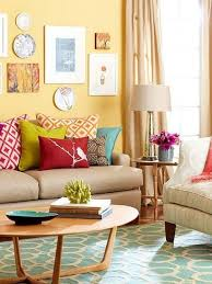 Apartment Decorating Ideas With Low BudgetColorful Home Decor Ideas