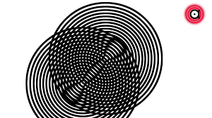 Moire Pattern Best OPTICAL ILLUSIONS 48The Moiré Pattern YouTube