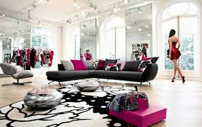Living Room Furniture :115 Modern Luxury Living Room Sofa| Roche ... Red  And Black Living Room Design Ideas