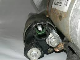 Toyota Auris 2010 To 2012 Starter Motor (Diesel / Manual) for sale ...