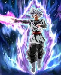 Goku Black Wallpaper Black Goku Super ...
