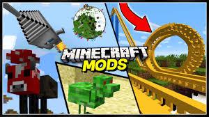 10 BEST Minecraft Mods For Minecraft ...