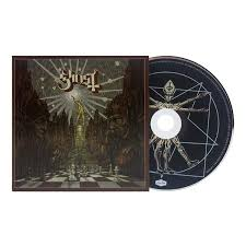<b>Ghost</b> - <b>Popestar</b> CD – Loma Vista Recordings Official Store