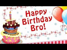 Happy Birthday My Dear Brother Whatsapp Status Best Birthday