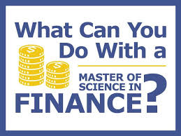 master in finance online master degree finance jwu