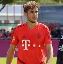 File:Leon Goretzka Training 2019-09-01 FC Bayern Muenchen-2 (cropped).jpg -  Wikipedia