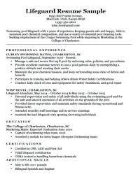 Resume Security Guard Mazard Info