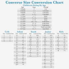 Vans Infant Shoe Size Chart Preschool Sizes Chart Vans Infant Shoes Size Chart Style