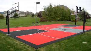 know the cost to get your dream basketball court installed angie s list