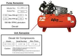 devilbiss parts centrair air systems supplies your below are the parts breakdowns for the most common devilbiss compressor pumps