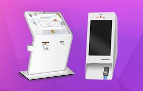 Hospital Kiosk Design Self Service Kiosks In Dubai Interactive Kiosks In Dubai Uae