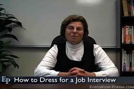 How To Dress For A Video Interview How To Dress For A Job Interview Video
