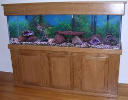 diy building a fish tank stand for 125 gallon plans free