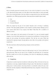 marketing strategies of dabur limited in virar region  33