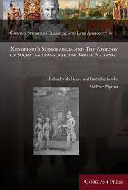 gorgias press essays in global color history xenophon s memorabilia and the apology of socrates translated by sarah fielding