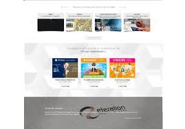 Ari Website Design Itu Ari Teknokent Branding Web Design More On Behance