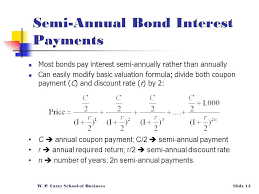 Semi Annual Payments Math Gamefiend Club