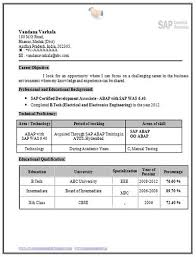 Resume Format For Freshers Ece Engineers Pdf Affordable Price