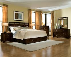 Master Bedroom Decorating With Dark Furniture Best Wall Color With Dark Wood Furniture House Decor