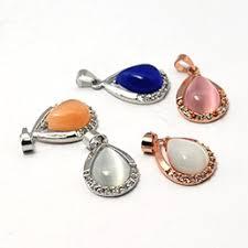 cat eye pendants
