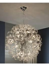 nova 15 chandelier clear