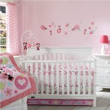 Minnie Mouse Wallpaper For Bedroom Decor Minnie Mouse Bedroom Decor For Little Girls Room Pictures