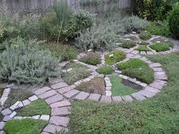 Small Picture 17 Terbaik gambar tentang Medicine Wheel Herb Garden di Pinterest