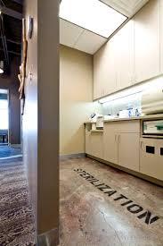 dental office decor. toffice urban dental office by angela enroth via behance love the steri sink in middle decor