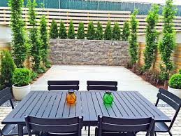 How To Design Backyard Mesmerizing Boerum Hill Brooklyn Townhouse Backyard Bluestone Patio Cedar