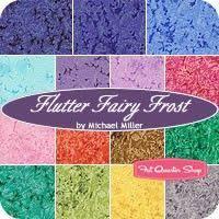 Fairy Frost - It's A Girl Thing (Shimmer Metallic) Fat Quarter ... & Flutter Fairy Frost Fat Quarter Bundle <br />Michael Miller Fabrics Adamdwight.com