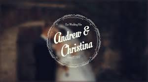 Wedding Title Hd 4k Wedding Title Storyblocks Videos Royalty Free