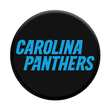 NFL - Carolina Panthers Logo PopSockets Grip