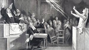 Salem Witch Judge Kavanaugh Is Facing A Modern Day Salem Witch Trial
