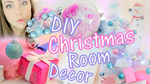 diy christmas room decor 2015 youtube