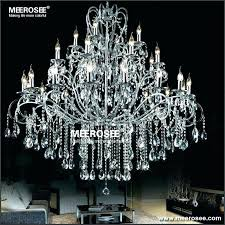 iron and crystal chandelier wrought iron crystal chandelier wrought iron chandelier with crystals full image for