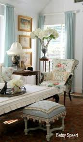 monogrammed pillows hand tufted ottoman layers of romance and fort in this gorgeous country cote learn how to make your own retreat