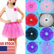 US <b>2019</b> Baby Girls <b>Kids Toddler Short</b> Dress Up <b>tutu</b> Dance Bust ...