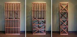 all heart redwood wine racks