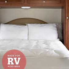 hypoallergenic mattress topper.  Hypoallergenic ELuxurySupply RV Mattress Pad  Extra Plush Bamboo Topper With Fitted Skirt  Made In The Throughout Hypoallergenic R