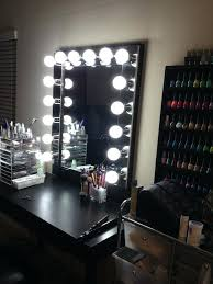 vanity mirror with lights mirrors on them and offerings lighted fairy lights around the dressing table a must mirrors