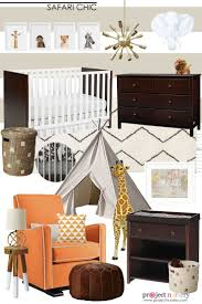 Bravado Design Boards Revealed - Project Nursery
