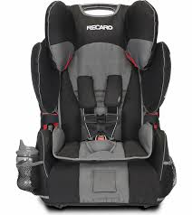 recaro performance sport combination harness to booster car seat knight
